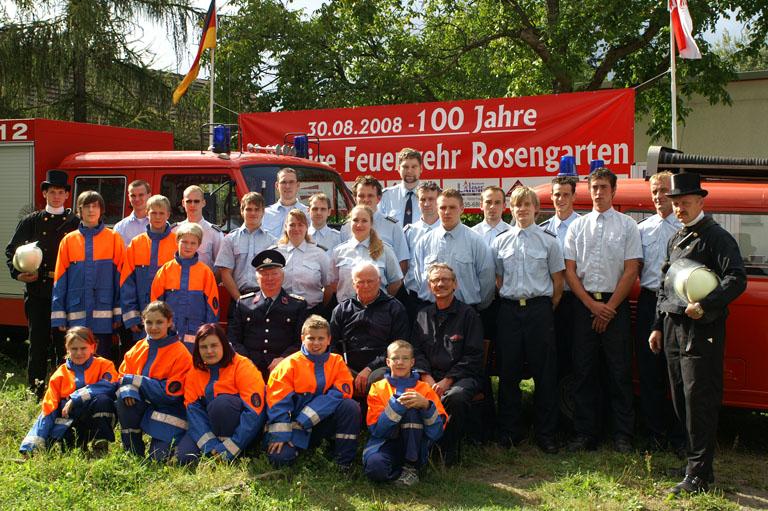 Freiwillige Feuerwehr Frankfurt (Oder)-OT Rosengarten